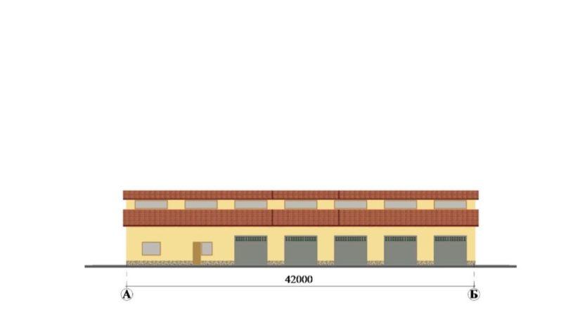 Аренда - Сухой склад, 1500 кв.м., г. Святопетровское - 6