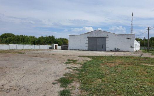 Sale – Dry warehouse, 900 sq.m., Mirgorod