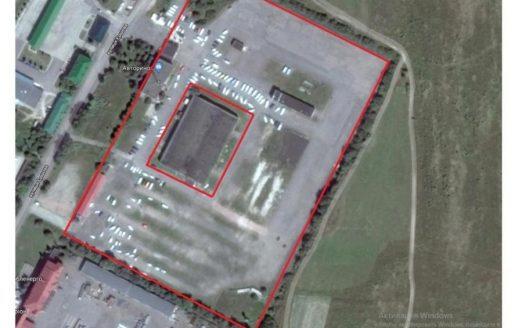Kiralık – Kuru depo, 2129 m2, Lutsk