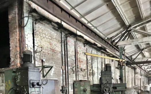Sale – Dry warehouse, 6400 sq.m., Rivne