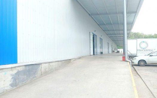 Rent – Dry warehouse, 2015 sq.m., Odessa