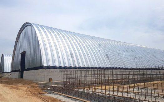 Rent – Dry warehouse, 3740 sq.m., Odesa city