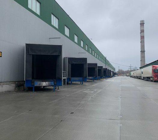 Аренда - Теплый склад, 1800 кв.м., г. Днепр