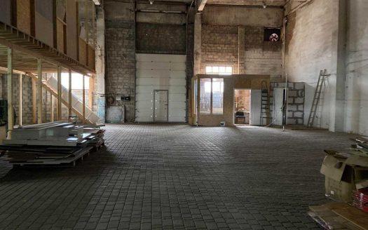 Rent – Dry warehouse, 900 sq.m., Odesa