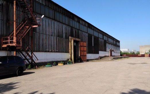 Аренда — Сухой склад, 3200 кв.м., г. Запорожье
