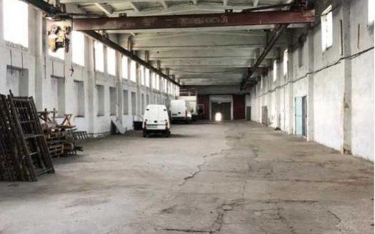 Sale – Dry warehouse, 1158 sq.m., Krasnoe