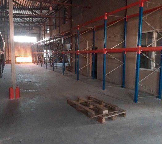 Продаж - Теплий склад, 2000 кв.м., м. Юрівка - 7