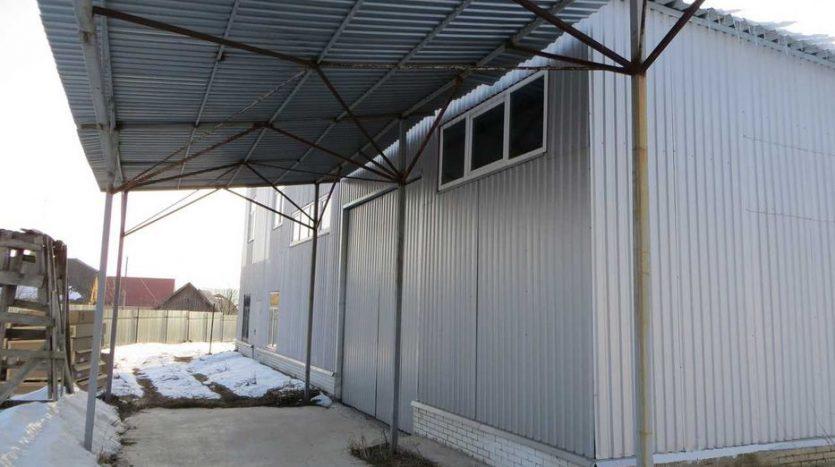 Продаж - Теплий склад, 2000 кв.м., м. Юрівка - 10