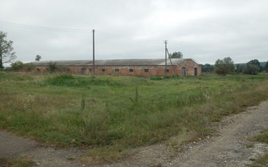 Продажа — Сухой склад, 1600 кв.м., г. Ропча