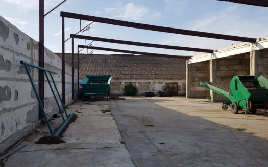Sale – Dry warehouse, 2446 sq.m., Nadezhdovka