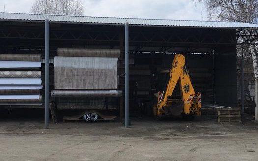 Satılık – Sıcak depo, 6200 m2, Mironovka