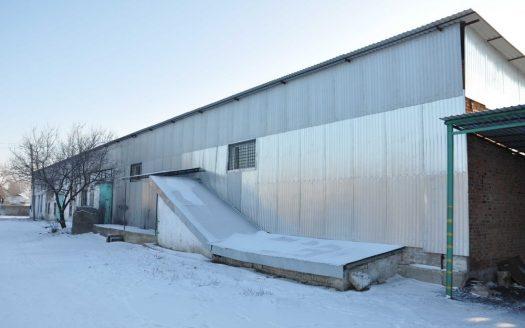 Продажа — Сухой склад, 754 кв.м., г. Лозовая