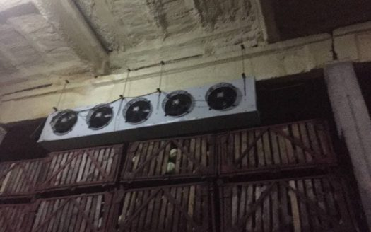 Продажа — Холодильный склад, 1200 кв.м., г. Заря