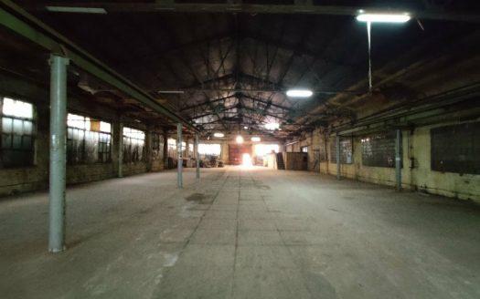 Аренда — Сухой склад, 974 кв.м., г. Бровары