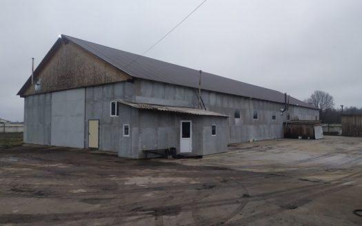 Продаж – Теплий склад, 615 кв.м., м.Кам'янка