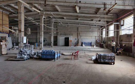 Rent – Warm warehouse, 900 sq.m., Solonitsevka