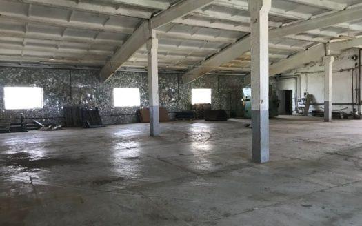 Аренда — Теплый склад, 1600 кв.м., г. Тысовец