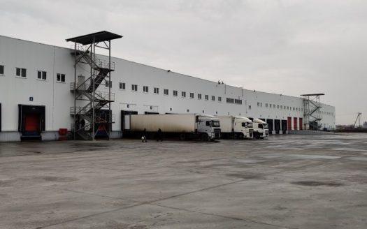 Rent – Refrigerated warehouse, 25000 sq.m., Martusovka