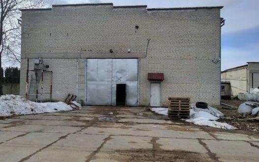Rent – Dry warehouse, 556 sq.m., Povitnoye