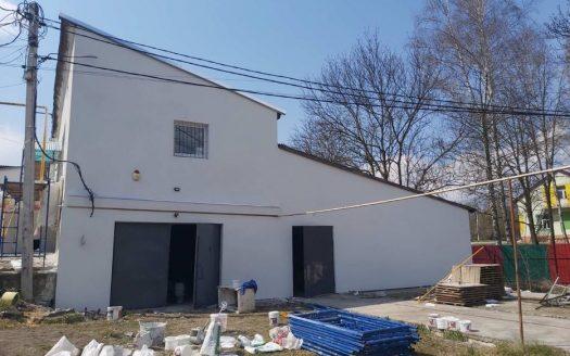 Sale – Dry warehouse, 810 sq.m., Navariya