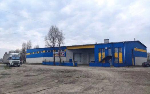 Rent – Unheated warehouse, 938 sq.m., Kiev