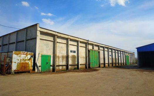 Rent – Unheated warehouse, 1800 sq.m., Bolshaya Dymerka