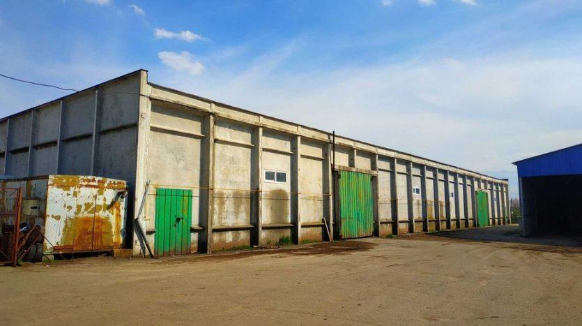 Rent - Unheated warehouse, 1800 sq.m., Bolshaya Dymerka