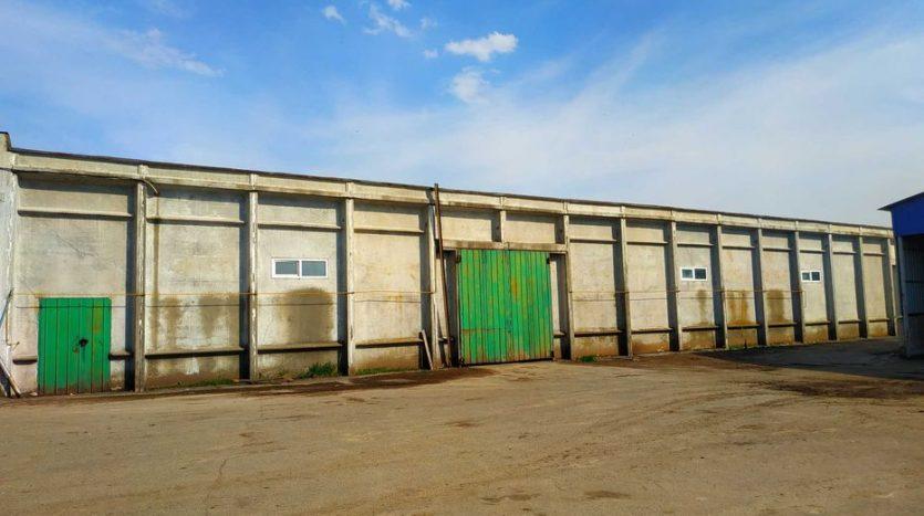 Rent - Unheated warehouse, 1800 sq.m., Bolshaya Dymerka - 2