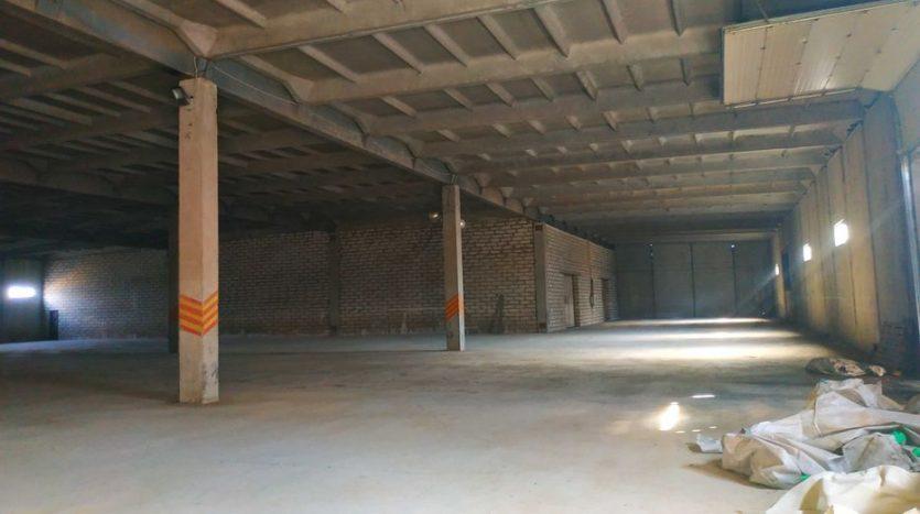 Rent - Unheated warehouse, 1800 sq.m., Bolshaya Dymerka - 5