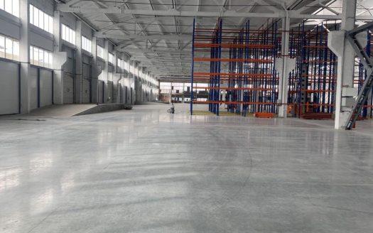 Rent – Unheated warehouse, 1700 sq.m., Lviv
