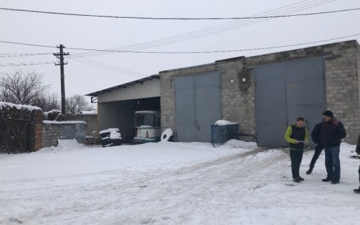 Sale – Dry warehouse, 8984 sq.m., Dnipro