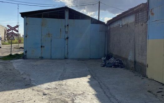 Sale – Dry warehouse, 500 sq.m., Sumy
