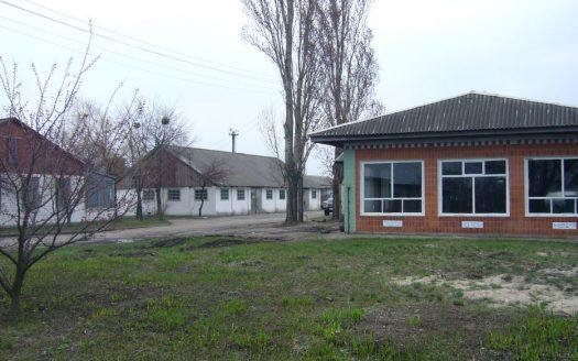 Kiralık – Kuru depo, 1000 m2, Kanev