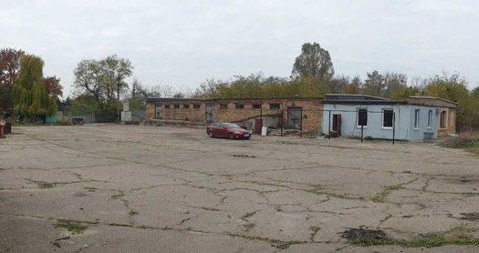 Аренда — Сухой склад, 1000 кв.м., г. Запорожье