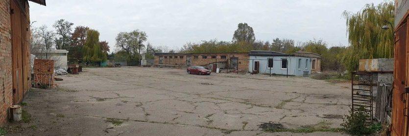Аренда - Сухой склад, 1000 кв.м., г. Запорожье