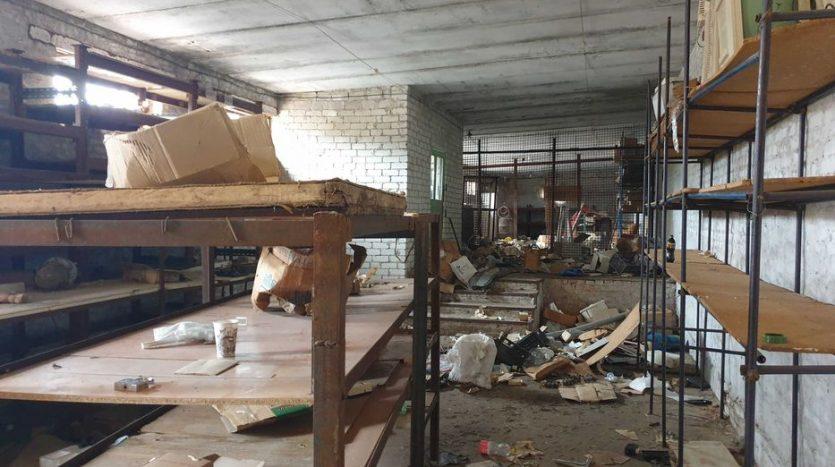 Аренда - Сухой склад, 1000 кв.м., г. Запорожье - 13