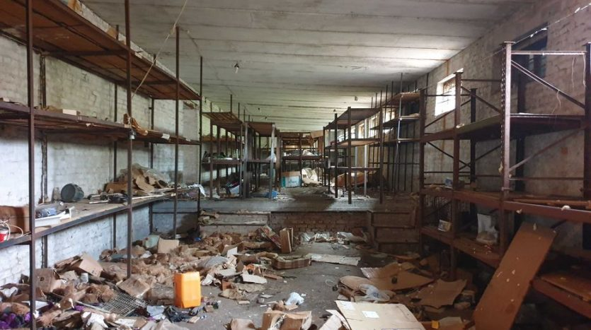 Аренда - Сухой склад, 1000 кв.м., г. Запорожье - 9