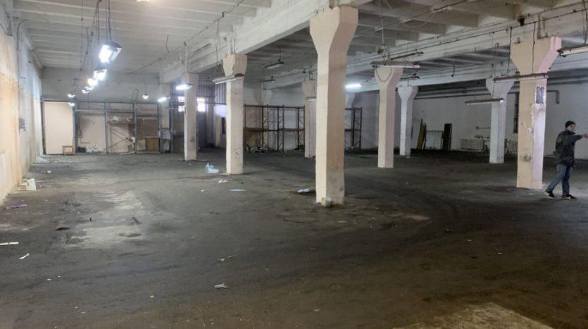 Аренда - Теплый склад, 871 кв.м., г. Львов