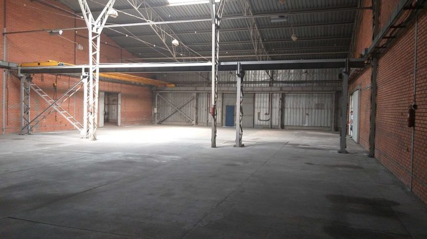 Аренда - Сухой склад, 700 кв.м., г. Юбилейное - 5