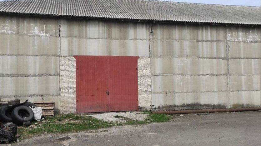 Аренда - Сухой склад, 1000 кв.м., г. Полонка - 3