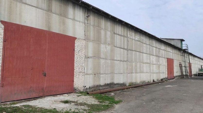 Аренда - Сухой склад, 1000 кв.м., г. Полонка - 4