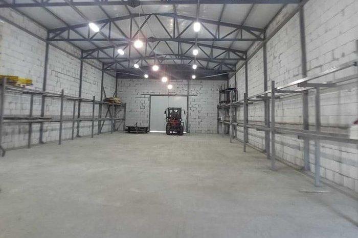 Rent - Warm warehouse, 1900 sq.m., Borispol - 2
