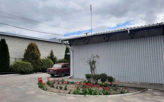 Аренда — Сухой склад, 800 кв.м., г. Черкассы