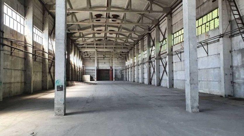 Аренда - Сухой склад, 1500 кв.м., г. Днепр