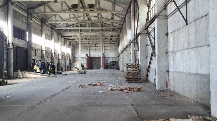 Аренда - Сухой склад, 1500 кв.м., г. Днепр - 2