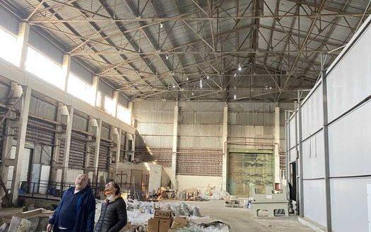 Kiralık – Kuru depo, 2238 m2, Brovary