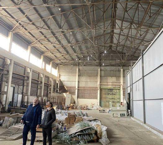 Аренда - Сухой склад, 2238 кв.м., г. Бровары