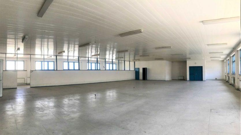 Аренда - Теплый склад, 890 кв.м., г. Днепр