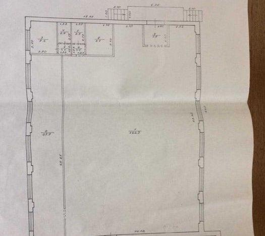 Аренда - Теплый склад, 890 кв.м., г. Днепр - 4