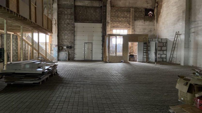 Аренда - Сухой склад, 900 кв.м., г. Одесса